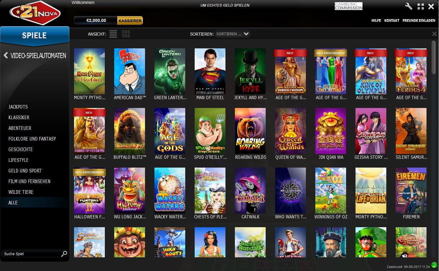 Echtgeld Casino 854728