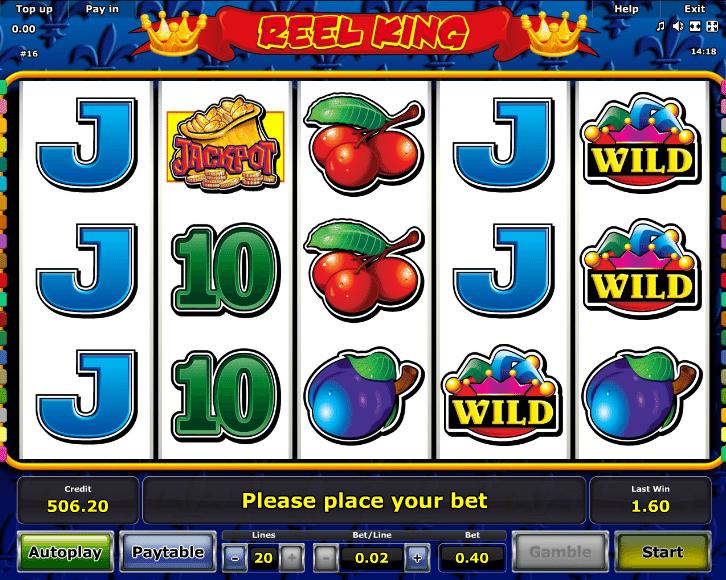 Slots anmelden 800525