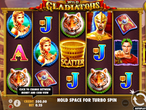 Gladiators online CasinoFantasia 621340