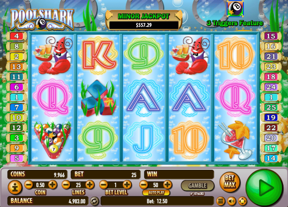 Spielautomat Gewinnchancen 563062
