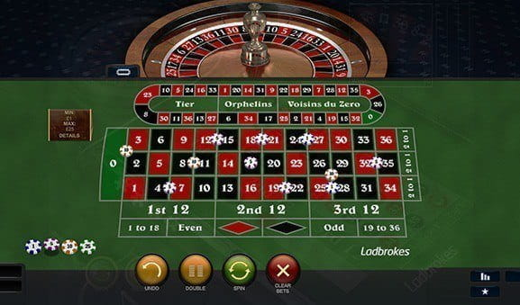 Casino Korfu Roulette 553276