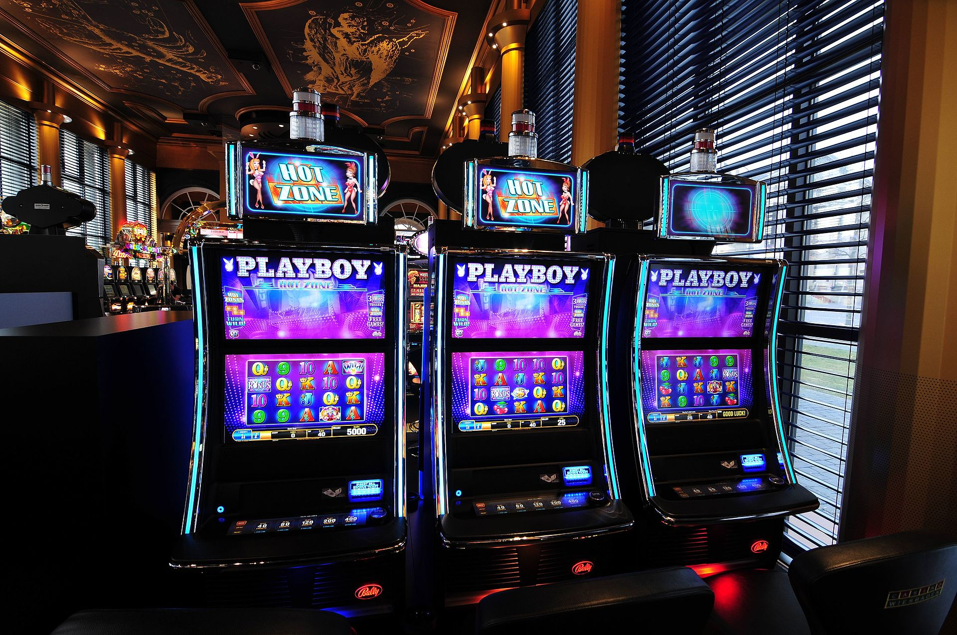Spielautomaten Gaststätten Analyse 496752