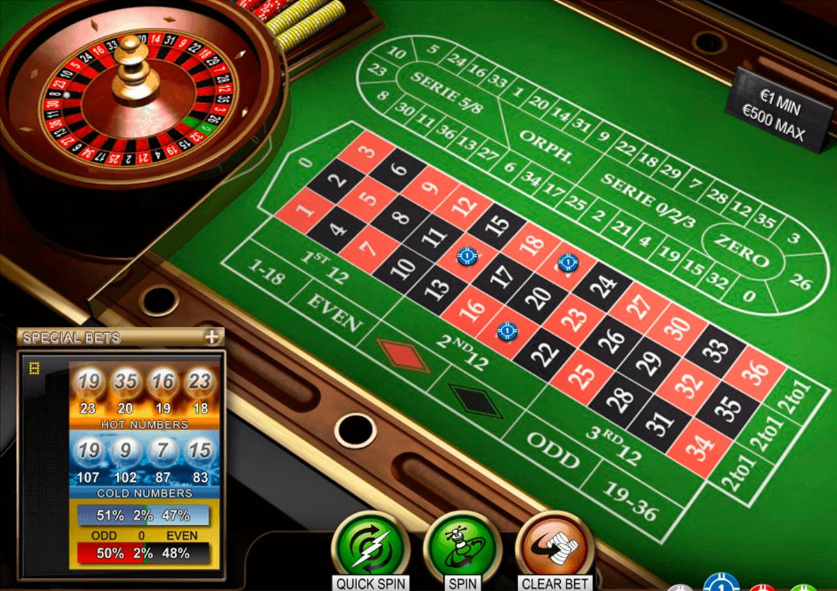 Roulett Tricks 797715