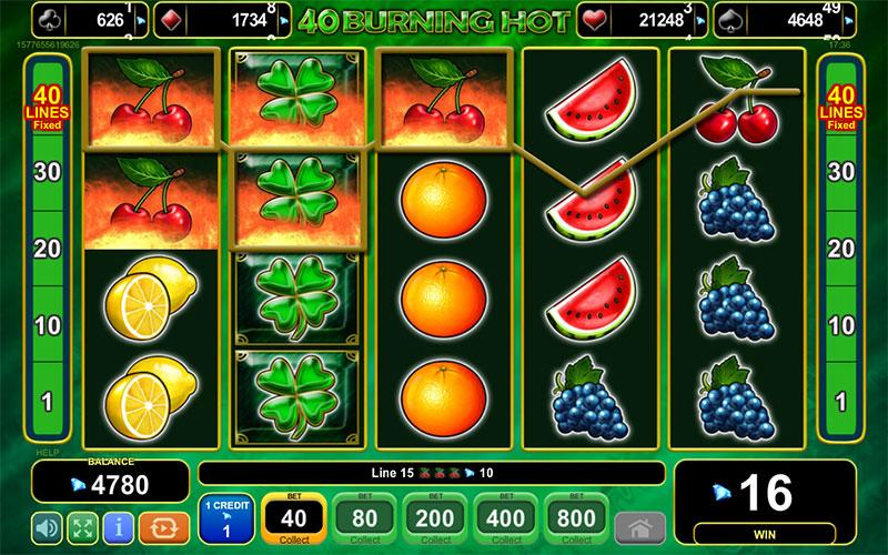 Jackpots innerhalb 497229