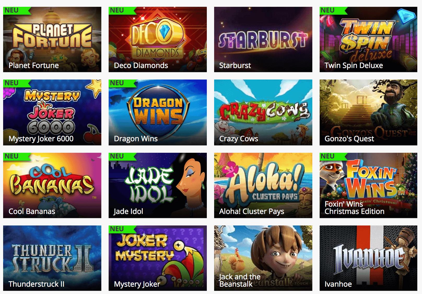 Klassische Spielautomaten online 253563
