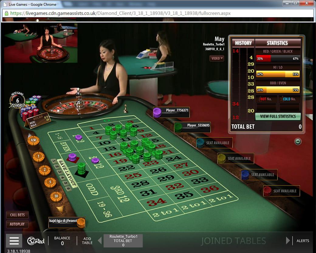 Live Casino online 760116