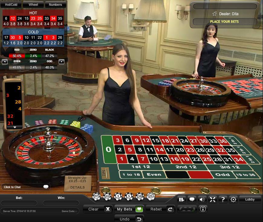 Live Casino 832973