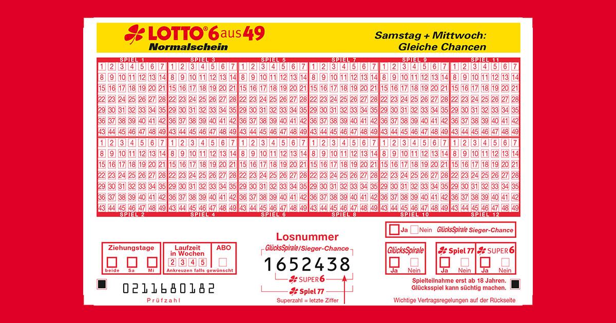 Lotto Statistik 2020 364122