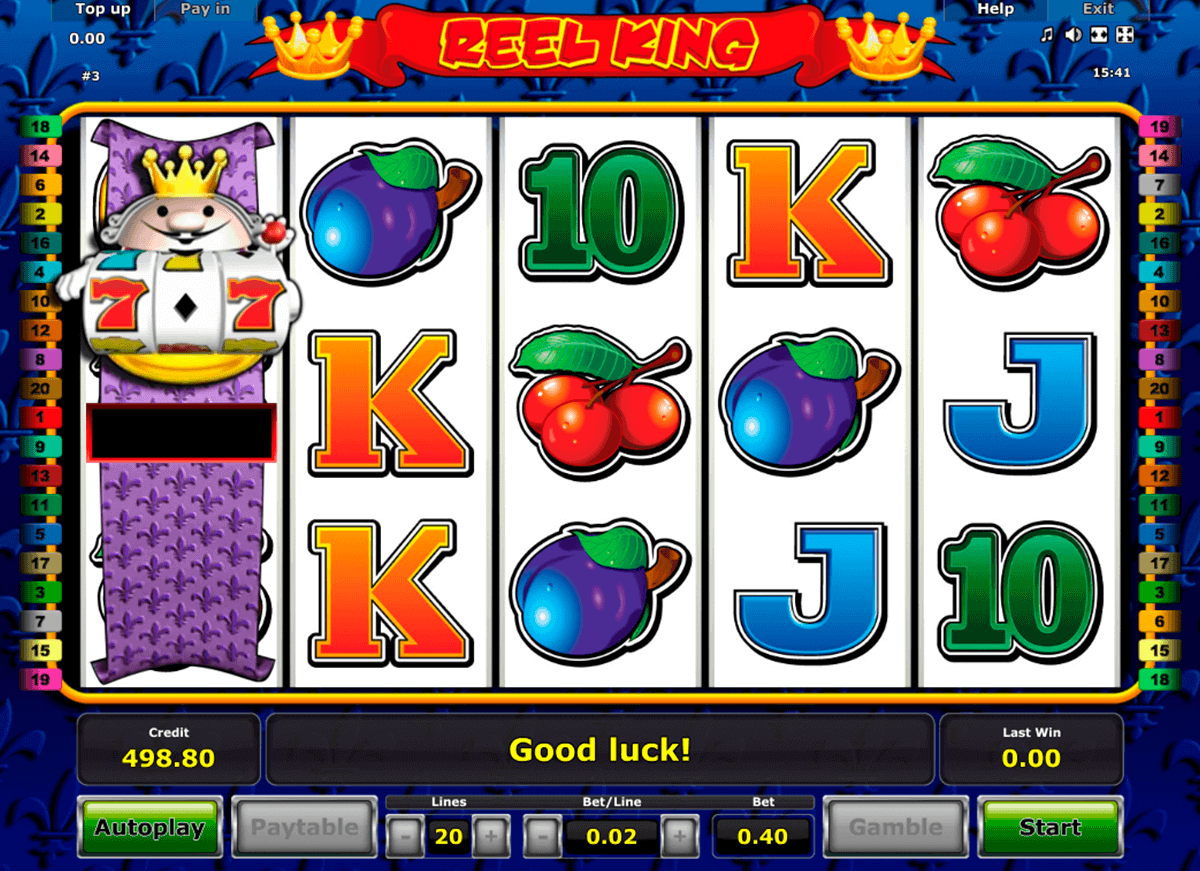 Online Casino Automat 217890