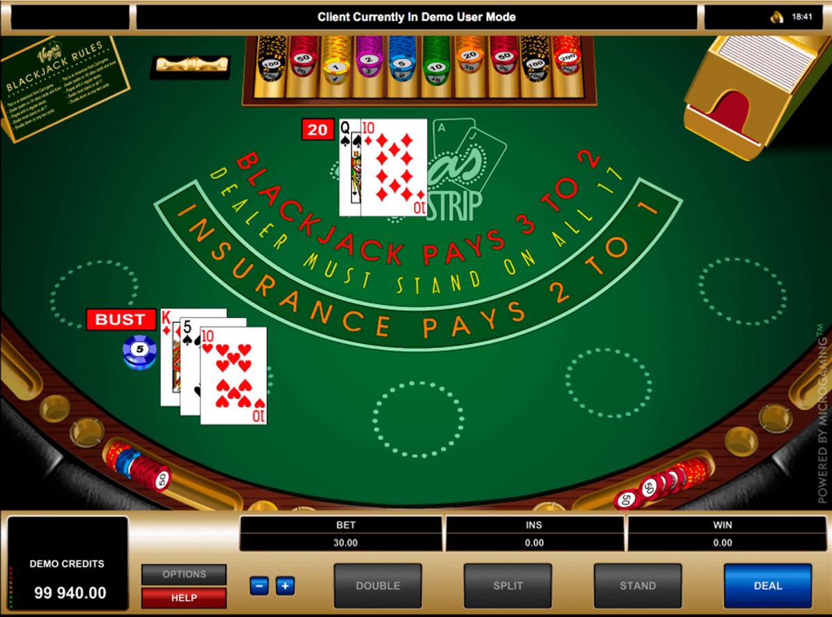Online Casino Blackjack 694961