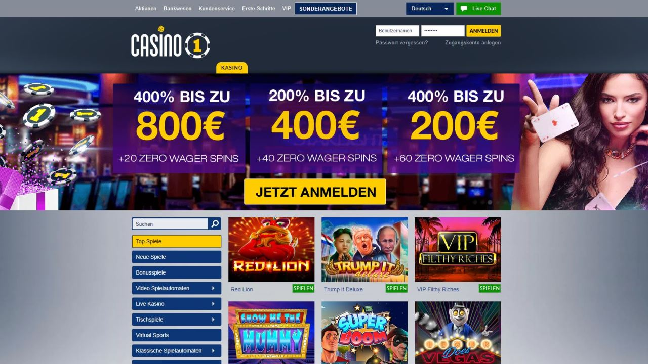 Online Casino 166193