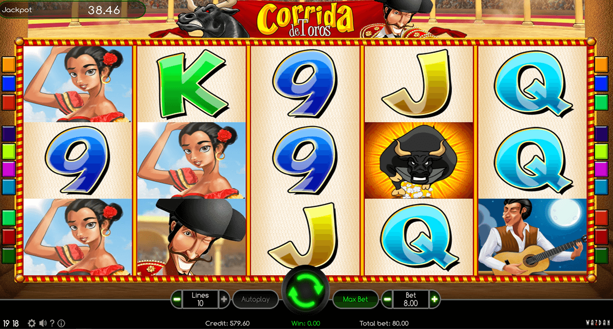 Online Slot 556018