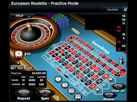 Roulett Gewinn Permanenzanzeige 90410