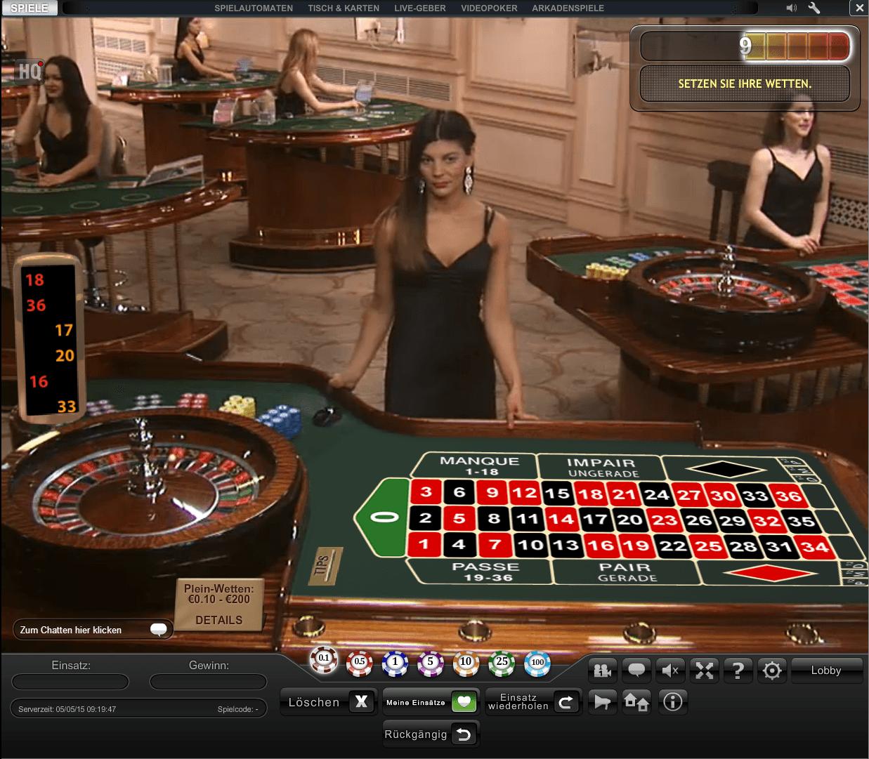 Roulette Gewinne Rechtliches 961902
