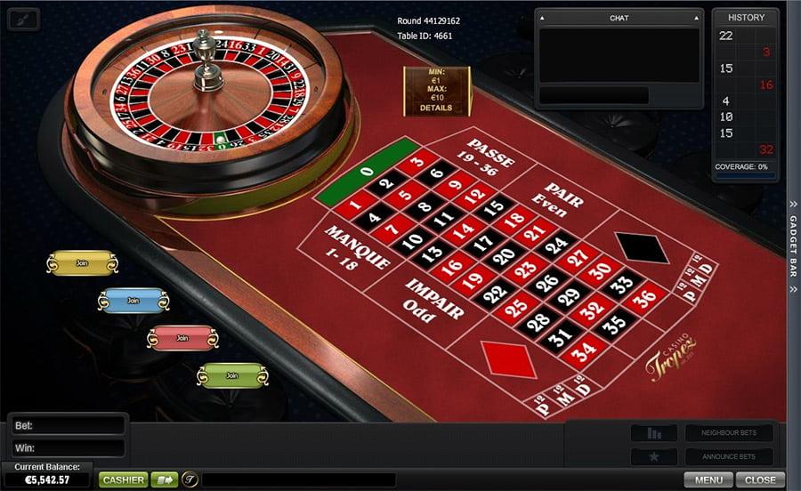 Roulette im online 950516