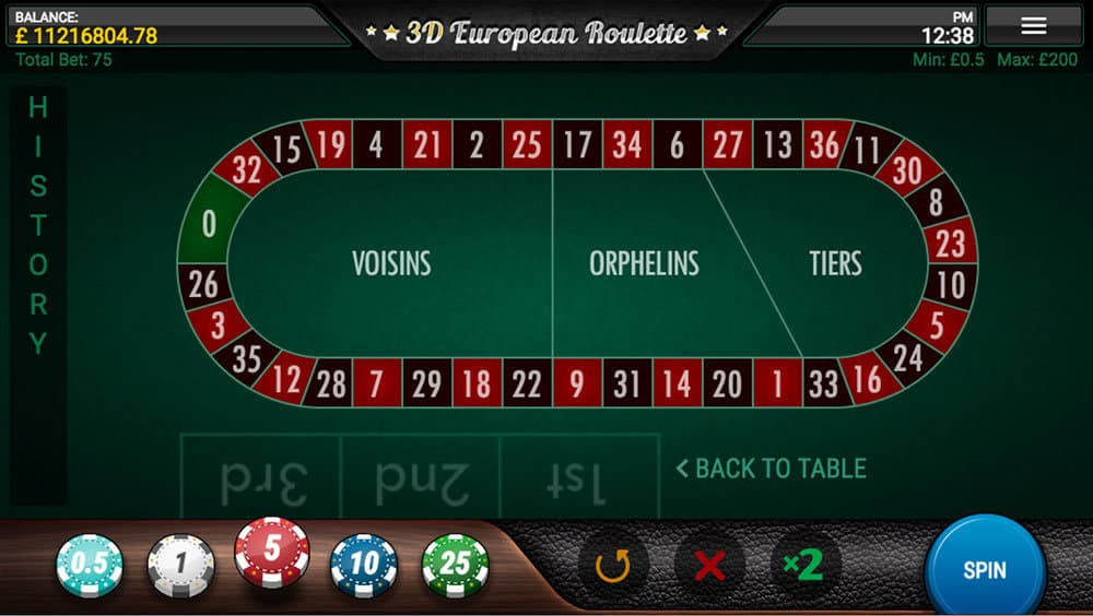 Roulette Orphelins 792308