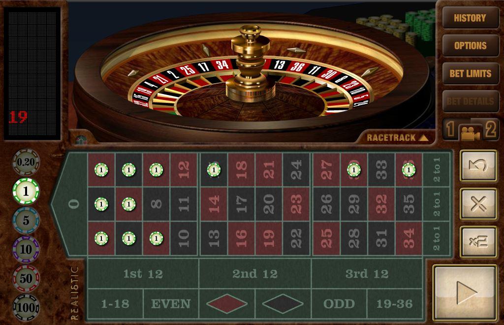 Roulette System Auswertungen 353669