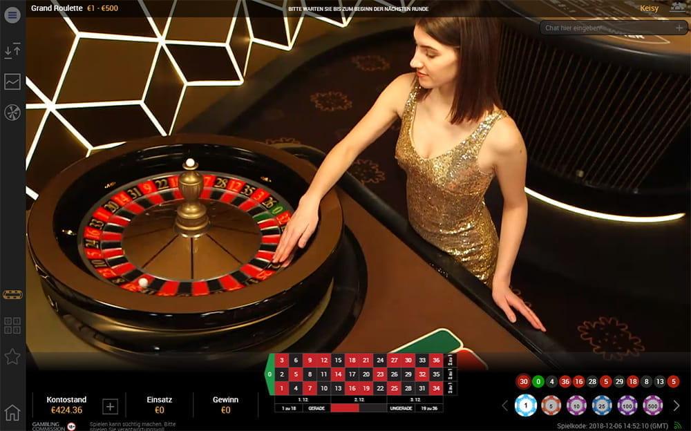 Roulette Tisch 73959