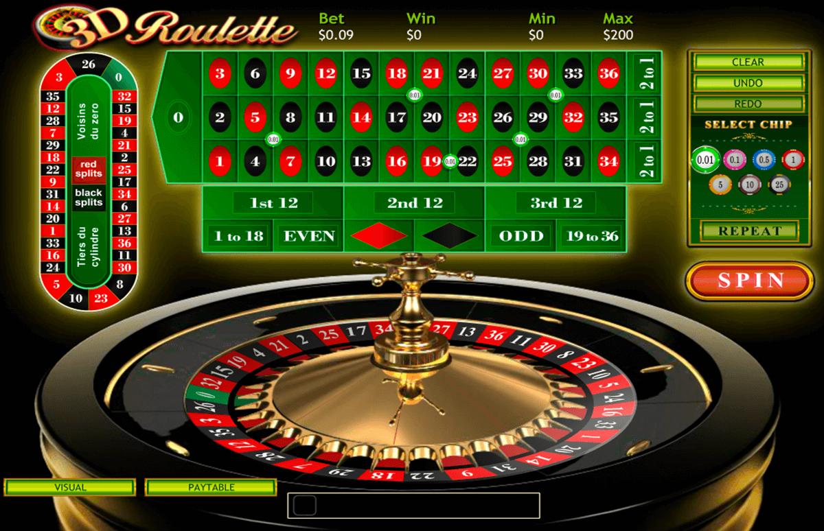 Roulette Zero Spiel 266292