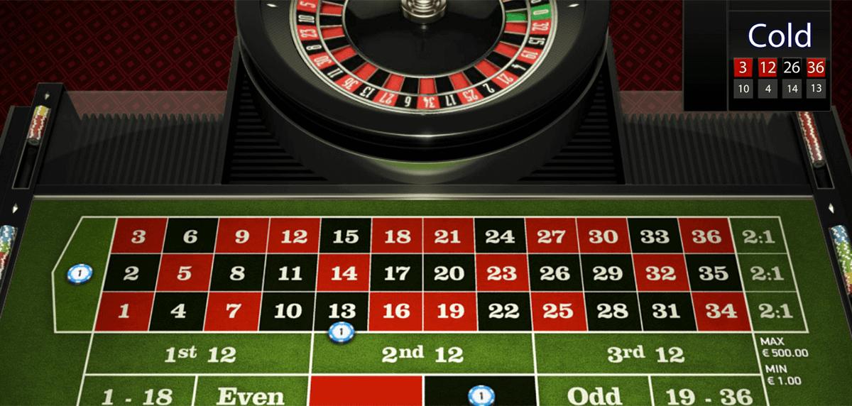 Roulette Zero 588040