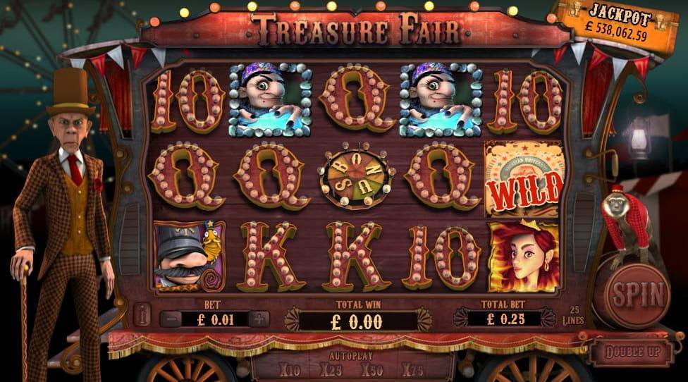 Spielautomat Gewinnchancen 174305