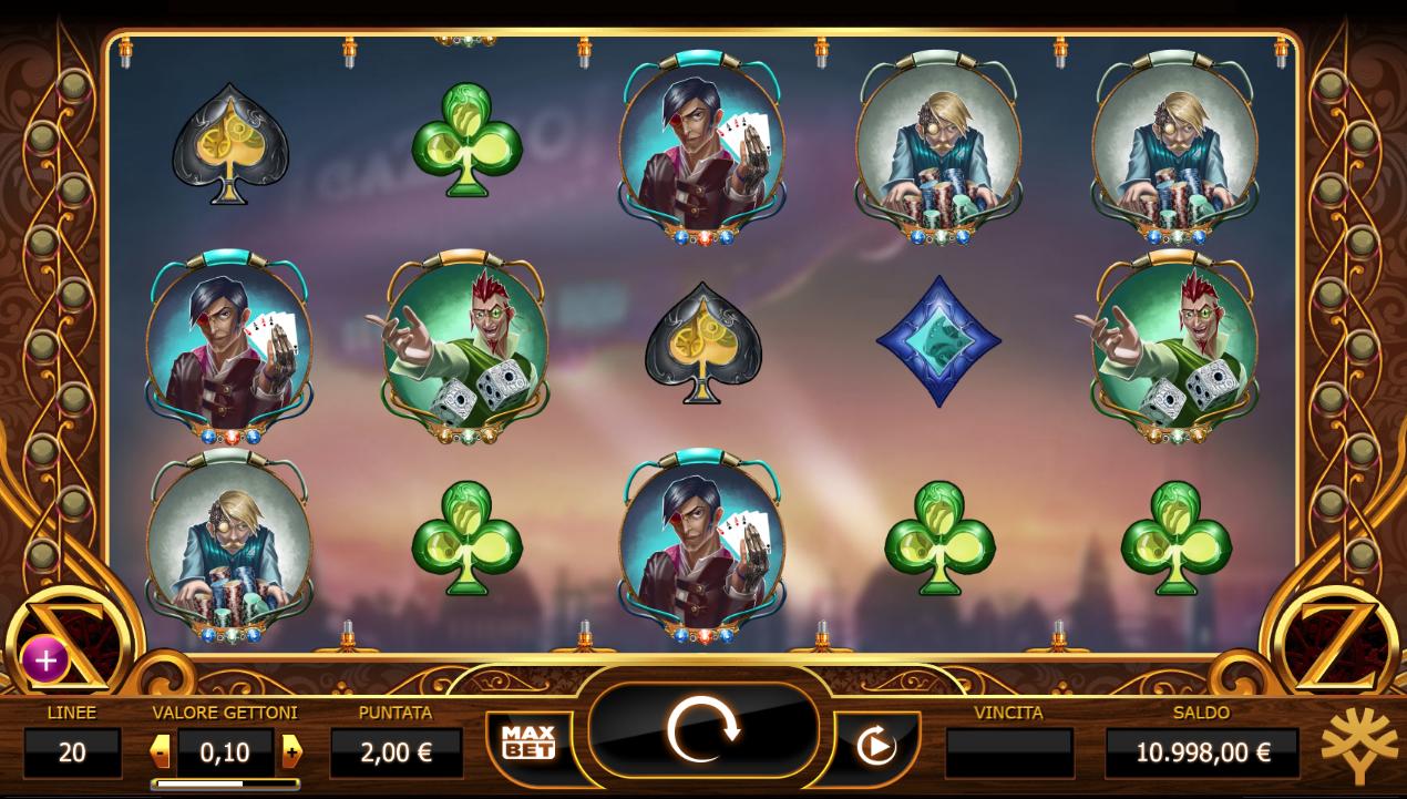 Spiele Casinos 93300