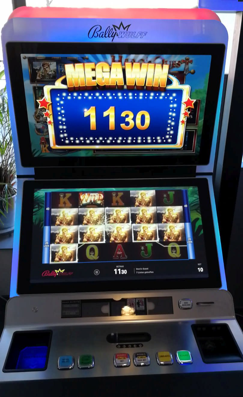 Spielhallen Automaten 470576