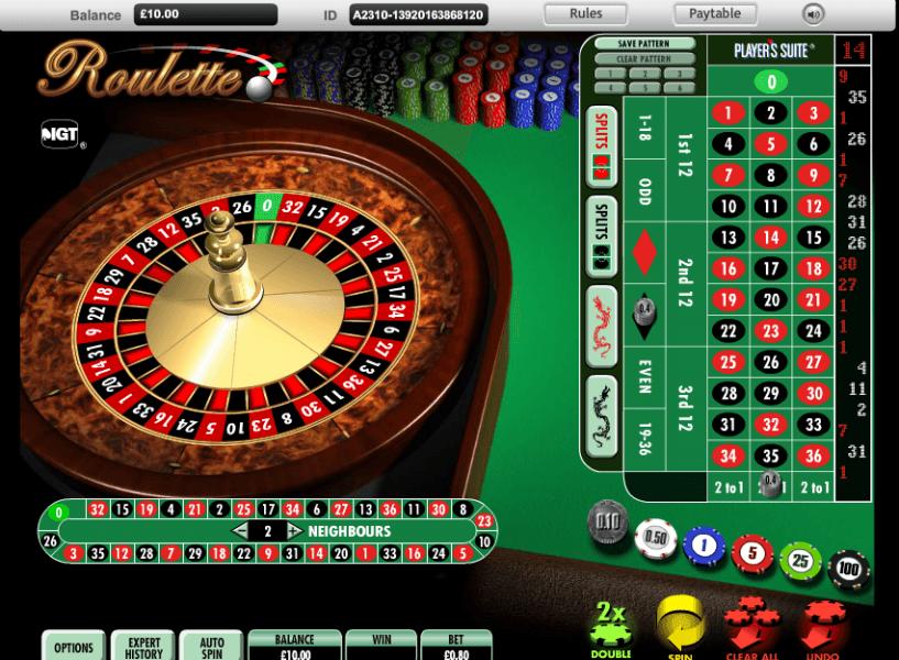 Suche Algorithmen Roulette 915682