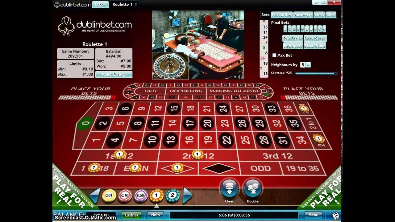 System Roulette Nachtfalke 689753