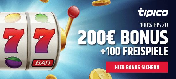 Tipico Bonus umsetzen 618179