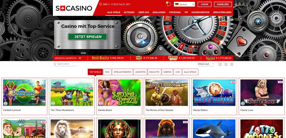 Zuverlässiges Casino ohne 174805